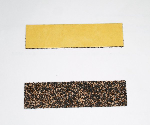 Rubber Cork Strips